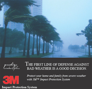 Storm damage information by 3M