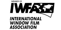 International window film association logo.