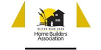 Home builders association vendor logo.